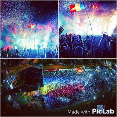 """Romania is the best country in the world"" that's what people from other countries said to me a few days ago at Untold Festival. So they was right!! Untold Madness Festival Untoldfestival Party People Crazypeople Insane Fatmanscoop Dimitrivegas Likemike Avicii Arminvanbuuren Armin Davidguetta Cluj Clujnapoca"