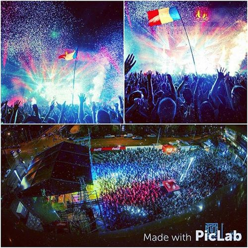 """""""Romania is the best country in the world"""" that's what people from other countries said to me a few days ago at Untold Festival. So they was right!! Untold Madness Festival Untoldfestival Party People Crazypeople Insane Fatmanscoop Dimitrivegas Likemike Avicii Arminvanbuuren Armin Davidguetta Cluj Clujnapoca"""