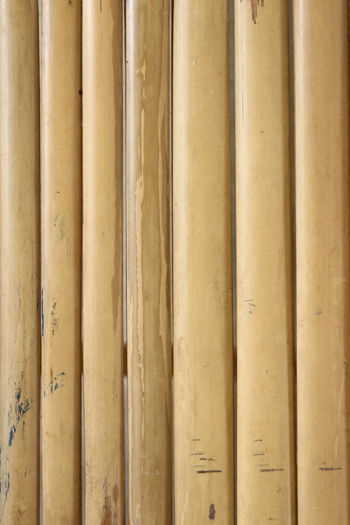 Architecture Array Backgrounds Bamboo Battens Built Structure Close-up Day Full Frame No People Pattern Plank Textured  Wood - Material Wood Paneling