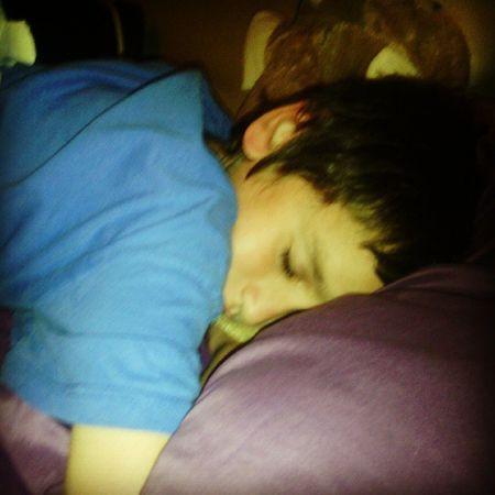 Got my cuddle buddy for the night. :) We cancers stick together. Cuddlebuddy