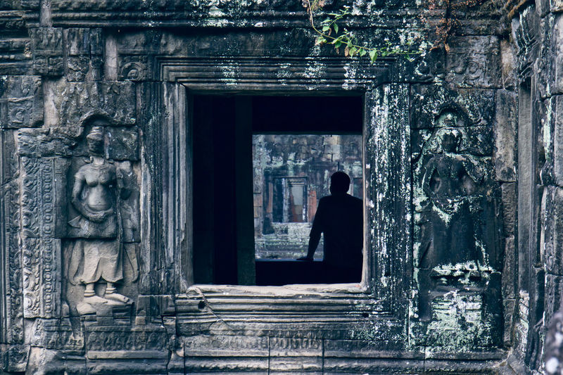 Ancient Ancient Architecture Ancient Civilization Ancient Ruins Angkor Built Structure Deterioration Frame Heritage Heritage Building Heritage Site Historic Historical Building Historical Sights Old Old Buildings Old Ruin Ruin Ruined Ruined Building Ruins Run-down Window Windows World Heritage