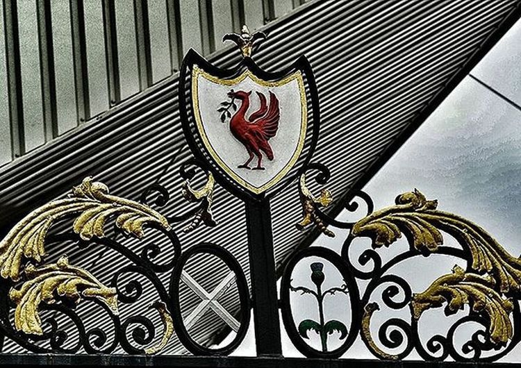 The shankly gates. Liverpool Lfc SHANKLY Gates Anfield Football @liverpoolfc @jhenderson @phil.coutinho @martin37skrtel