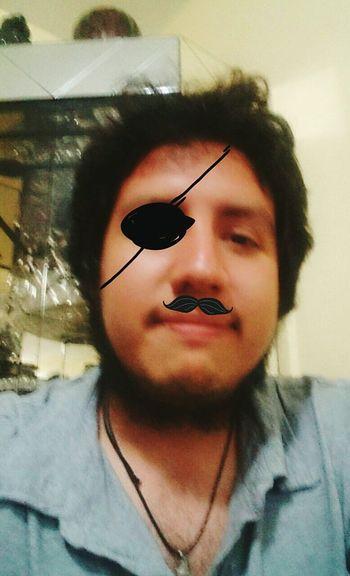 Pirata Divertido Edicion Bigote XD