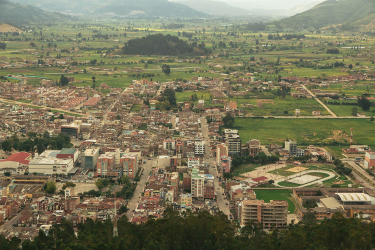 Cityscape Colombia Sogamoso_city Aftenoon Architecture Building Building Exterior Built Structure City City View  City View From Mountain Cityscape Colombia ♥  Environment High Angle View Landscape Outdoors Plant Residential District Sogamoso South America