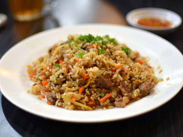 Mar'19: Vietnamese Beef Fried Rice (Vinh City) Basil Kuala Lumpur Kuala Lumpur Malaysia  Kuala Lumpur, Malaysia Malaysia Photography Malaysia Truly Asia Malaysian Culture Malaysian Food Rice Vietnamese Vietnamese Food Beef Fried Rice Bowl Chinese Food Close-up Crockery Dinner Focus On Foreground Food Food And Drink Freshness Fried Fried Food Fried Rice Garnish Healthy Eating Indoors  Kuala Lumpur City Center Malaysia Malaysia Scenery Malaysian Malaysianphotographer Malaysianstreet Meal Meat No People Plate Ready-to-eat Rice Rice - Food Staple Selective Focus Serving Size Table Vietnamse Cuisine Wellbeing EyeEmNewHere