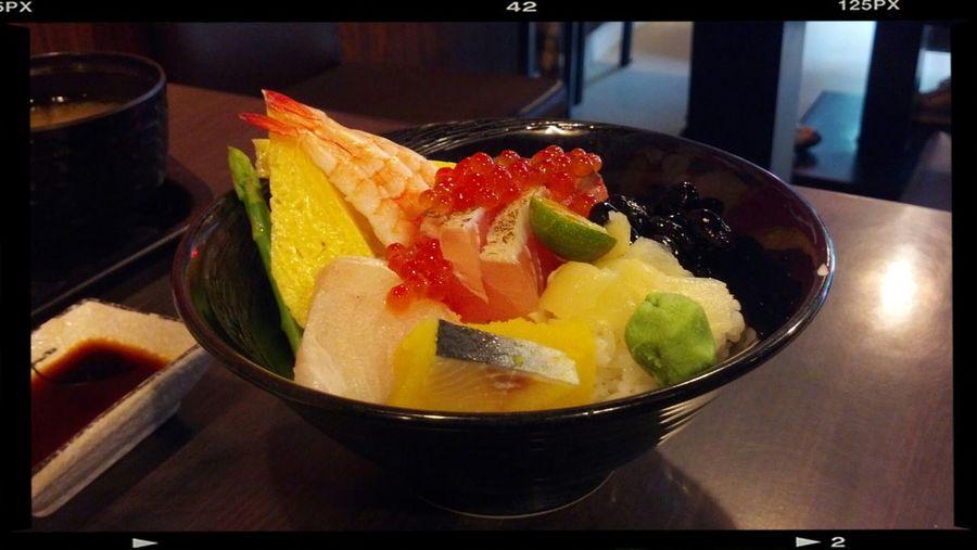 Yummy 生魚片蓋飯
