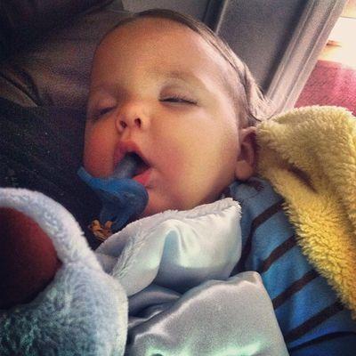 Lmfao. Sleepybaby Baby Slippin LMAO