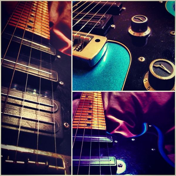 Making Music Curves Guitar Love One Thing I Can't Live Without