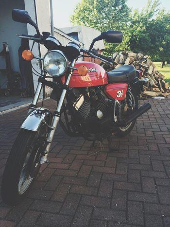 Motor My Moto ✌ Motomorini Old Motorbike