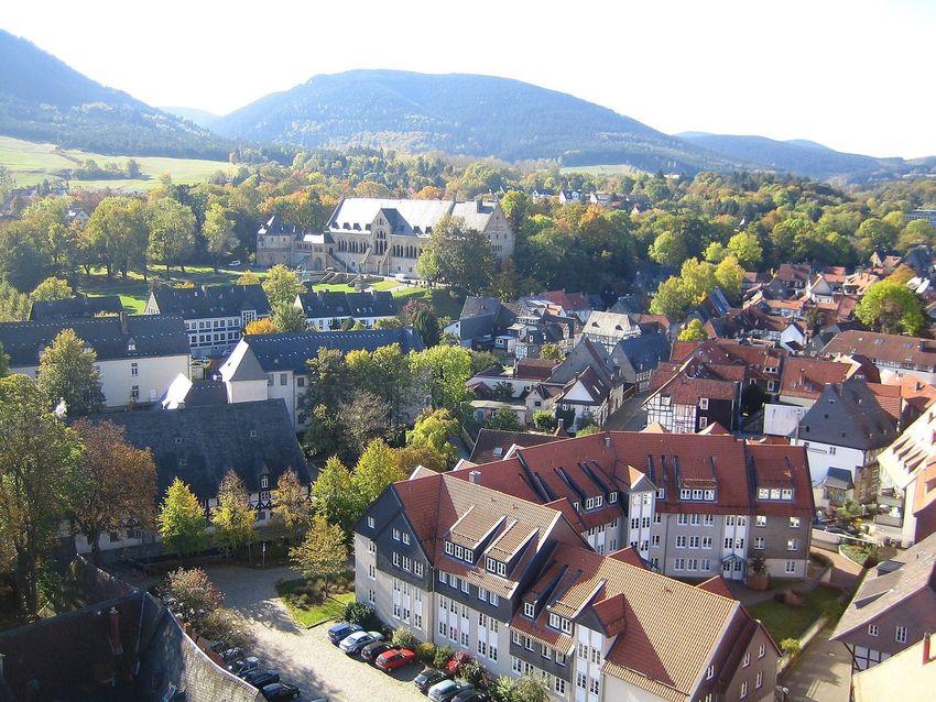Kaiserpfalz Kaiserpfalz Goslar Goslar Goslargermany Harz Harz Bilder