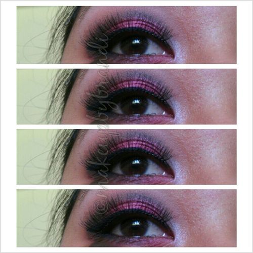 #nofilter #makeupbybrandi V-Day Makeup