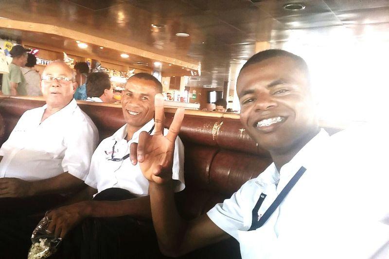 A caminho da ilha de itaparica... Hello World