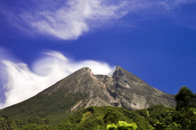 Merapi Mountain