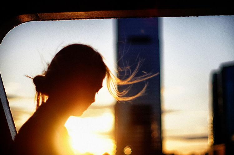 New York girl. 2012. NYC