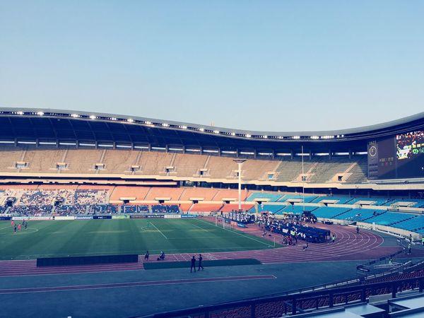 Football Soccer⚽ K League Stadium Famous Place K League Challenge Seoul