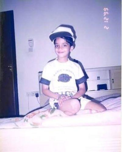 Majorthrowback when i was a Kid . IUsedToBeFair