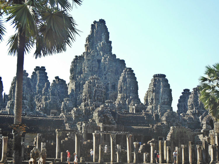 Ancient Ancient Architecture Ancient Civilization Ancient Ruins Angkor Thom Architecture Cambodia History Khmer Empire Place Of Worship Place To Be  Religion Ruins Spirituality Temple Of Faces Tourism Travel Travel Destinations