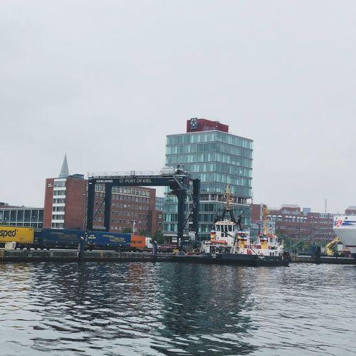 Kiel Seehafen