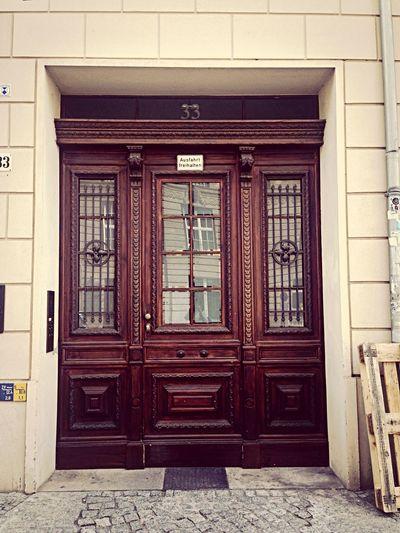 Doors Of Berlin