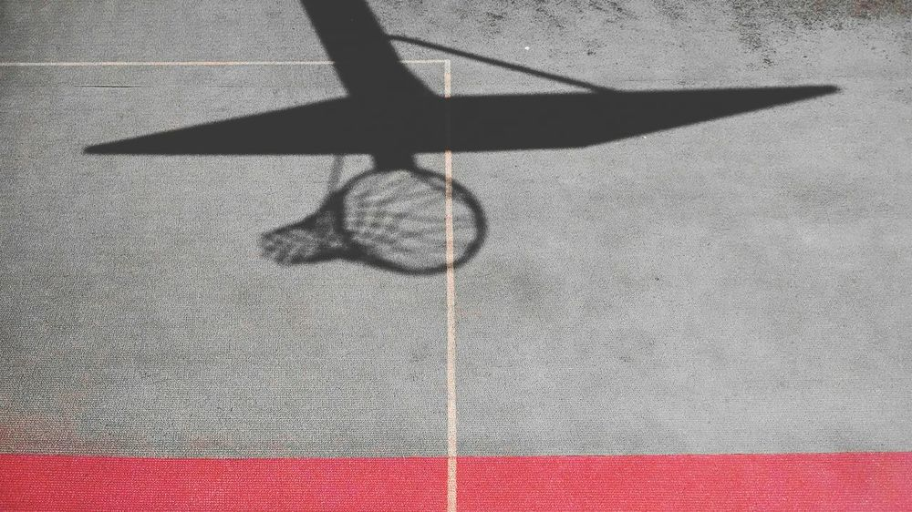 Synthetic basketball field. Synthetic Basketball Field Shadows & Lights What I Value Urban Scenes Photographic Memory Streetphotography View From AboveEmpty Places Colour Of Life Here Belongs To Me Deceptively Simple The Color Of Sport The City Light Minimalist Architecture