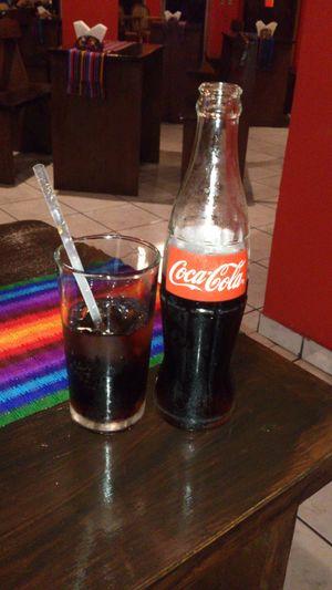 Soda Gaseosa Coca-Cola ❤ rica bien fria