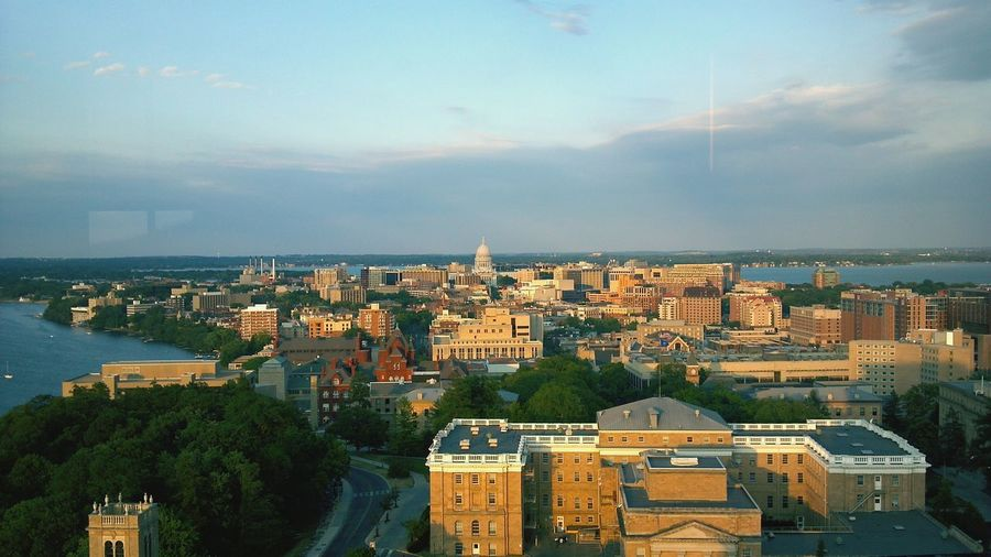 City Of Madison Favorite View Summer Safe City Clean Low Crime UWMadison