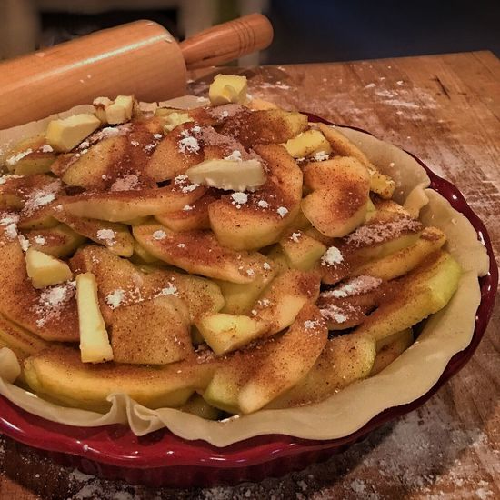 Fall baking in progress. Food Indulgence The Week On Eyem Baking Time Baking Apple Pie EyeEm
