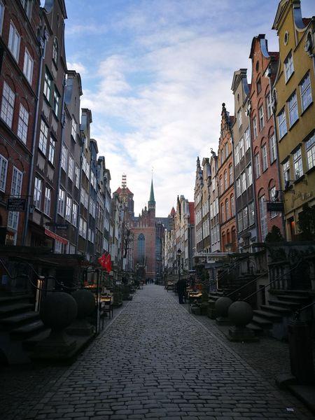 Gdansk Gdańsk. Gdansk, Poland Architecture History Travel Destinations City Cityscape