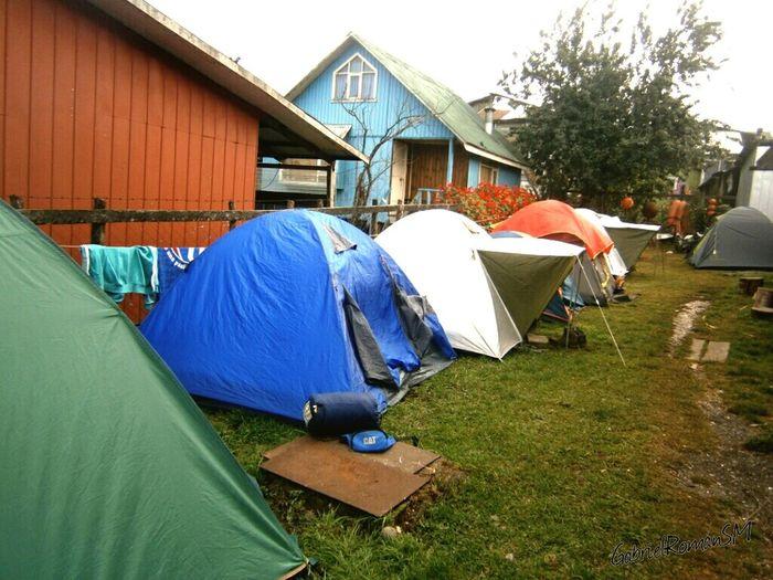 Camping Acampando  Mochileando Sur De Chile Quellon Isla De Chiloe Relaxing Moments Taking Photos Enjoying Life