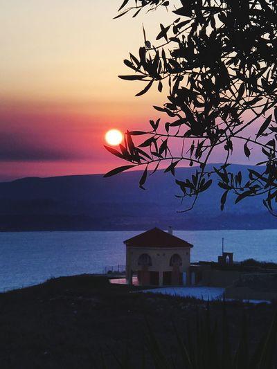 Sunset at Kefalonia - Greece First Eyeem Photo