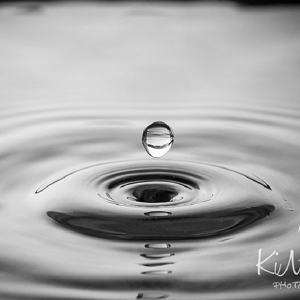 KiMartinez Photography Water Drop