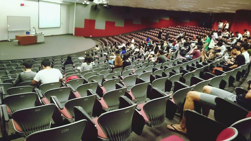 Sim Lecture Hall University Life