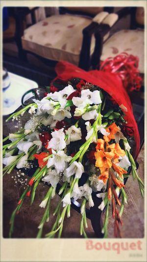 Flowers Bouquet Flowerbouquet Flower Gift
