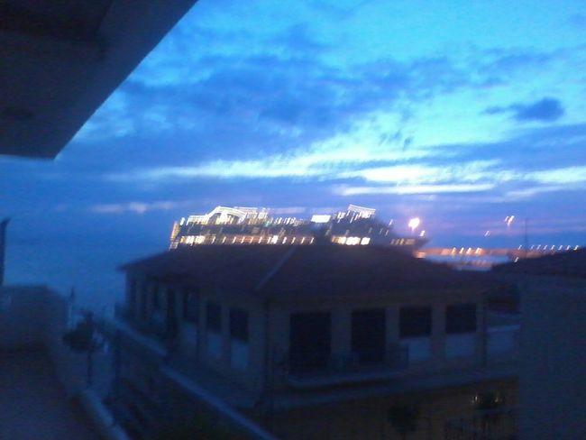 Cruise Ship Hello World
