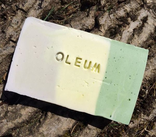 Cold process soap made of olive & sunflower oils. Scented with rosemary & lavander essential oils. Smells like... summer! 🌞🌴🐳🐚 Natural Cosmetics Oleum Soap Skincare Body Care Beauty Love Enjoy Relax Peace Naturelovers Handmade Healthylife Happyness Happytime Naturalsoap SoapShare Homemade Soapmaking Colors Coldprocesssoap Soapmaker Sogood soapshare sapuni prirodnisapuni prirodnakozmetika essentialoils
