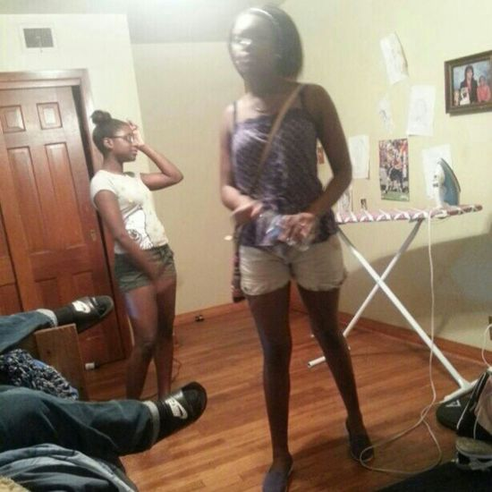 Late Upload @youngnae_ and @shebespontaneous_