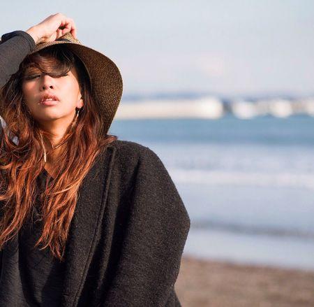 Model Shooting ArtWork 日本 Portrait That's Me モデル 撮影 Japanese  Fashion Beach Love Beach Photography