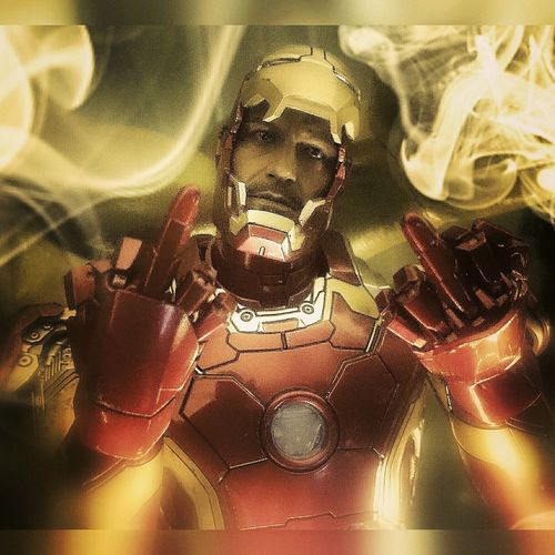 Check This Out Marvel Toyphotography Hottoys Onesixthscale Ironman Civilwar Housepartyprotocol Ata_dreadnoughts AgeOfUltron Avengers