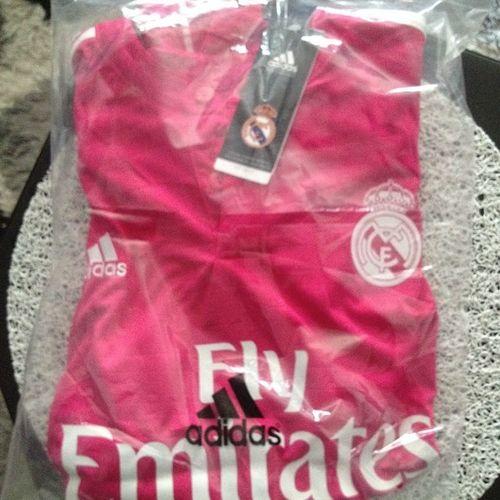 Cr7 Real Madrid 7 Ronaldo Pink Rosé Football Soccer Rmcf Love💍💍❤️❤️❤️