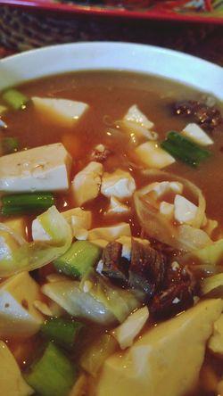 Tofu ramen! Ramentime🍜 Tofu