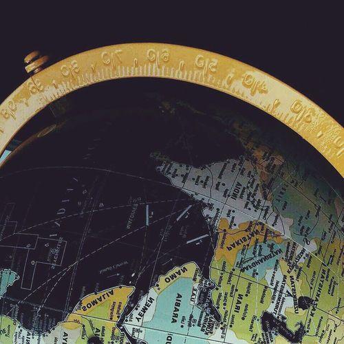 Photooftheday Globe World Världen