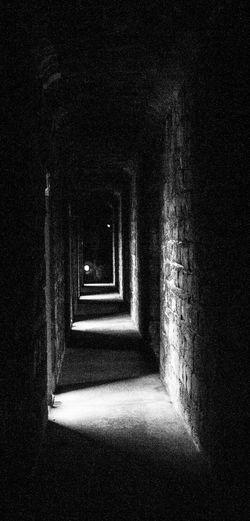 Darkness Light Grain Psychological