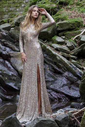 Amazing View Great Dress Hot Seller Glamour Fashion Fashion Model