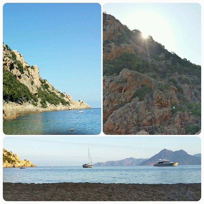 Morning Beach Sunset Piana