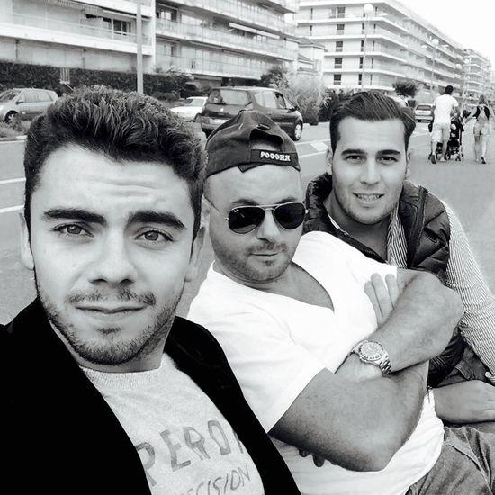 les potes LaBaule Amis  Friends Nathanael, Julien & Jpp
