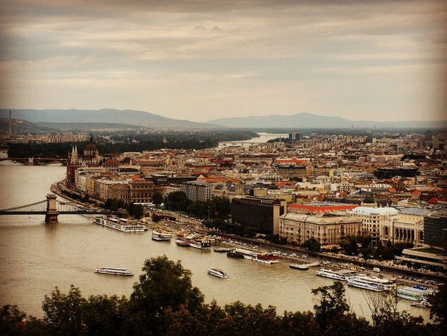 AndjelaMancic EyeEm Best Shots First Eyeem Photo Vintage Photo Hungary Budapest Panorama