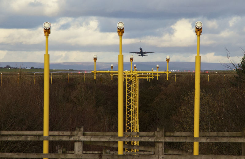 Take Off Taking Off Landing Lights Aviation Aviation Photography Airport Plane Aircraft Water Sky Cloud - Sky