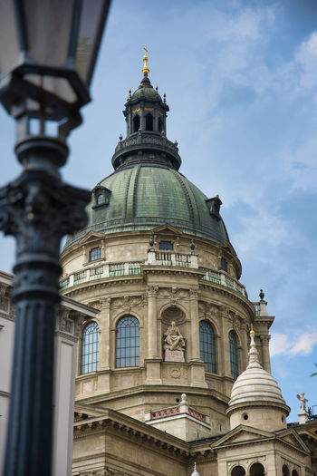 Budapest, Hungary Budapest Hungary🇭🇺 Monuments City Dome History Religion Sky Architecture Place Of Worship Cathedral Church Catholicism