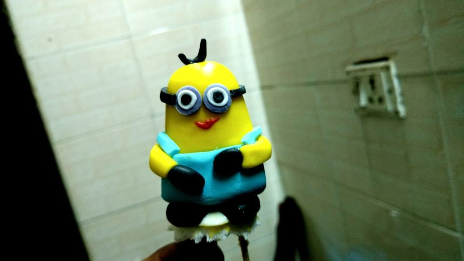 Yellow Indoors  No People Despicableme2 Minion Love Minions Despicableme Minionrush Minions ♥♥ Food Indoors