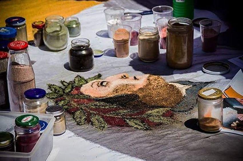 """""""...fatti non foste a viver come bruti ma per seguir virtute e conoscenza..."""" Dante Alighieri Everything In Its Place Fiori Flowers Quadro Dipinto Infiorata Colors Color Portrait Arte Street Art Art Poet"""